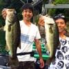 【6/18合川ダム釣行】紀州カブラタ56cm